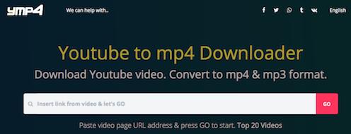 YouTube movie online downloader